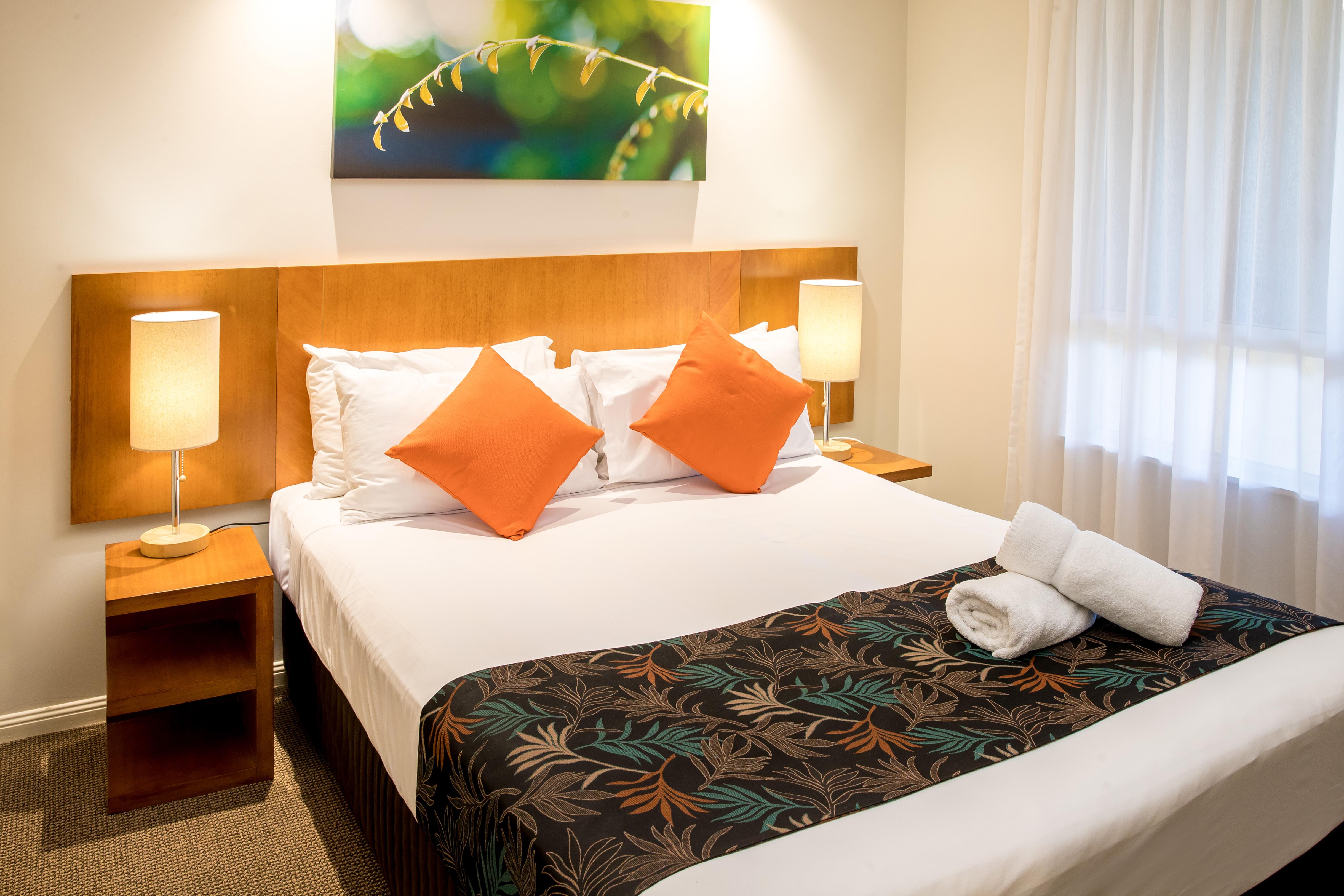 2 Bedroom - Room 1