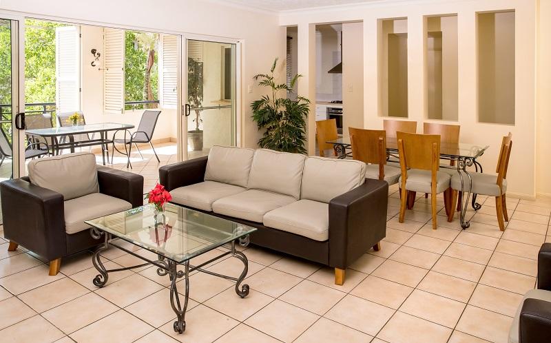 3 Bedroom - Lounge